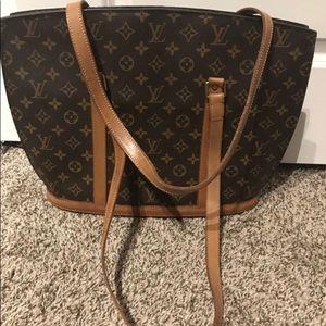 Louis Vuitton Babylone  Tote bag monogram M51102